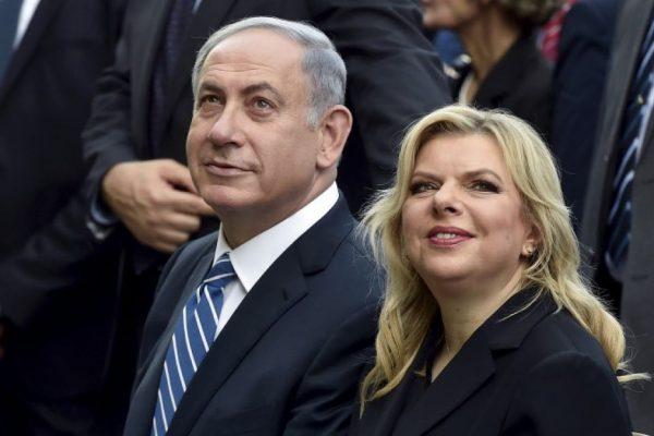 Beniamin e Sara Netanyahu