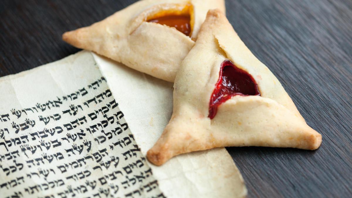 Un'orecchia di Amman e la Meghillà di Purim