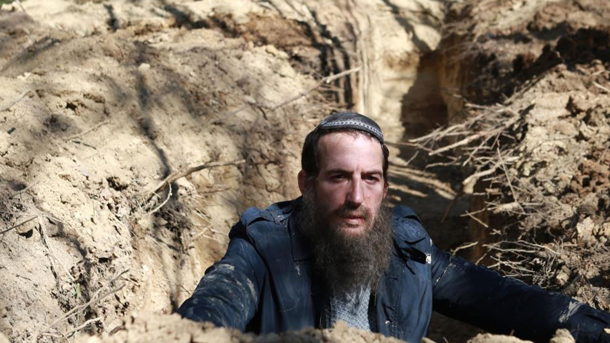 Una scena del film La testimonianza sulla Shoah e il negazionismo