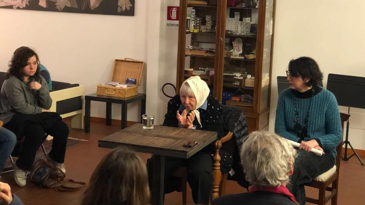 Vera Vigevani, testimone della Shoah