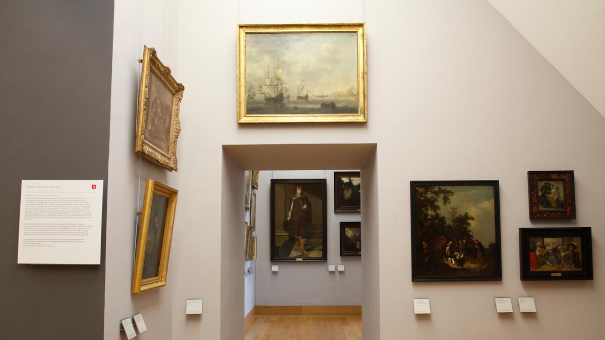 Le opere trafugate dai nazisti in mostra al Louvre