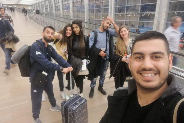 I ragazzi rappresentanti delle minoranze in Israele