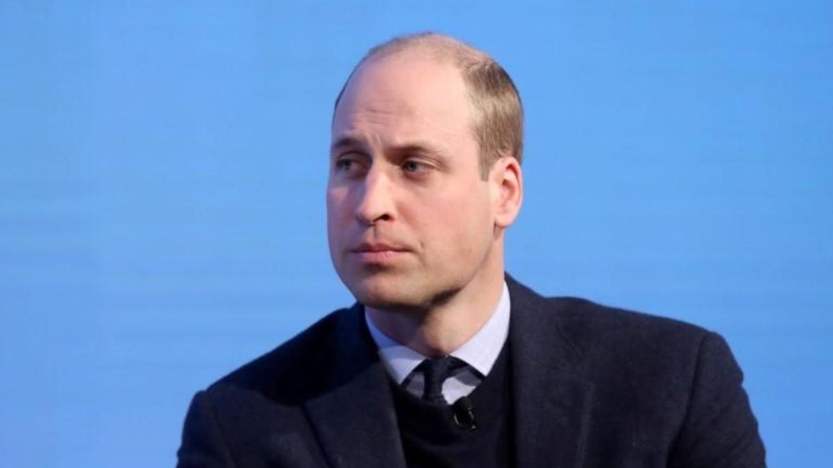 Principe William della casa Reale inglese