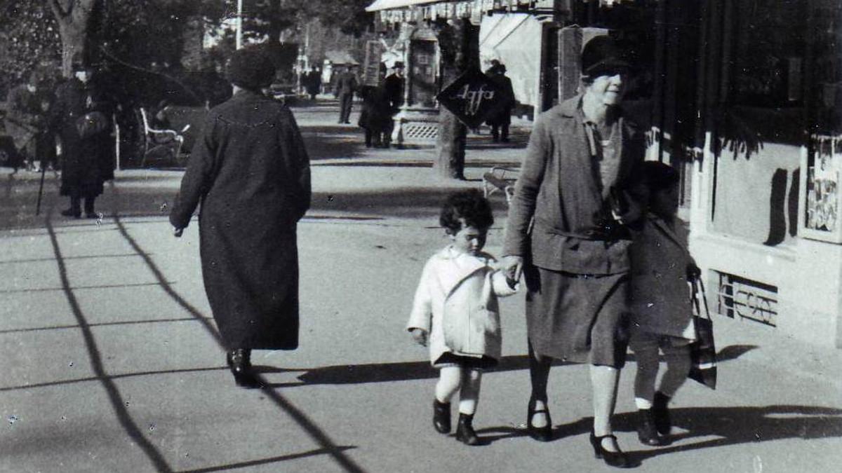 Una famiglia ebrea in Alto Adige