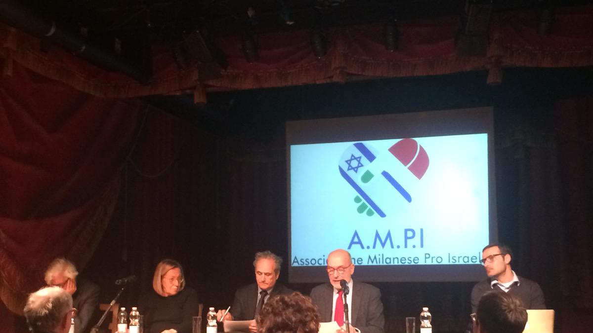 Il secondo congresso dell'AMPI
