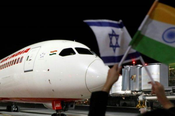 Aerei El-Al e Air India