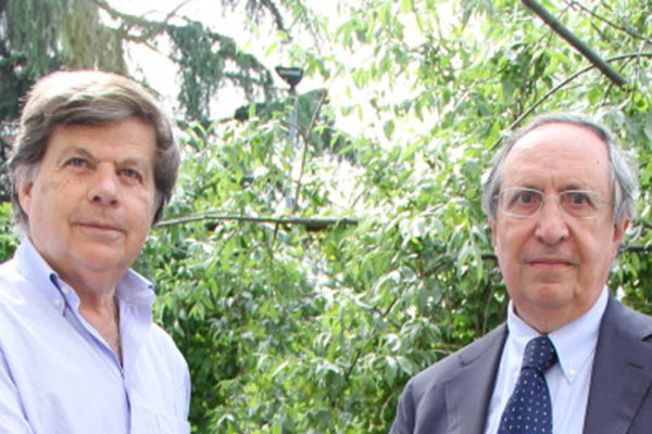 Milo Hasbani e Raffaele Besso