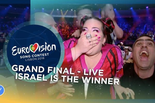 Netta Barzilai ha fatto vincere Israele all'Eurovision