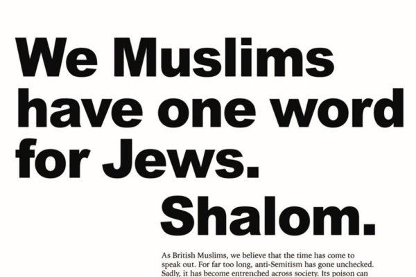L'annuncio del gruppo musulmano sul telegraph