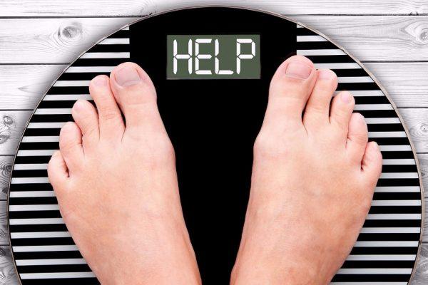 Pesarsi sulla bilancia è un problema per chi soffre di obesità