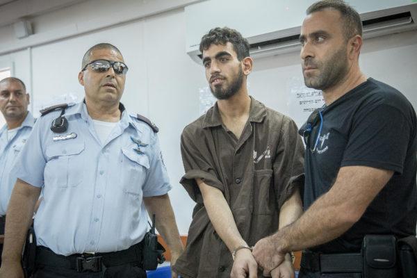 Omar Al-Abed, il terrorista che nel 2017 masscarò la famiglia Solomon nella sua casa a Halamish