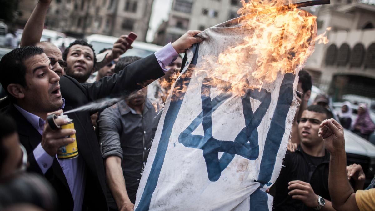 L'odio contro israele alimenta il nuovo antisemitismo