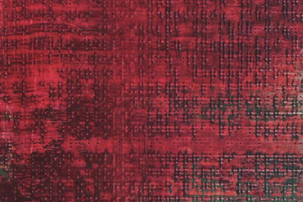 Un'opera di Massimo Kaufmann in mostra a Milano