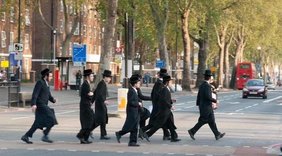 Risultati immagini per comunità ebraica londra
