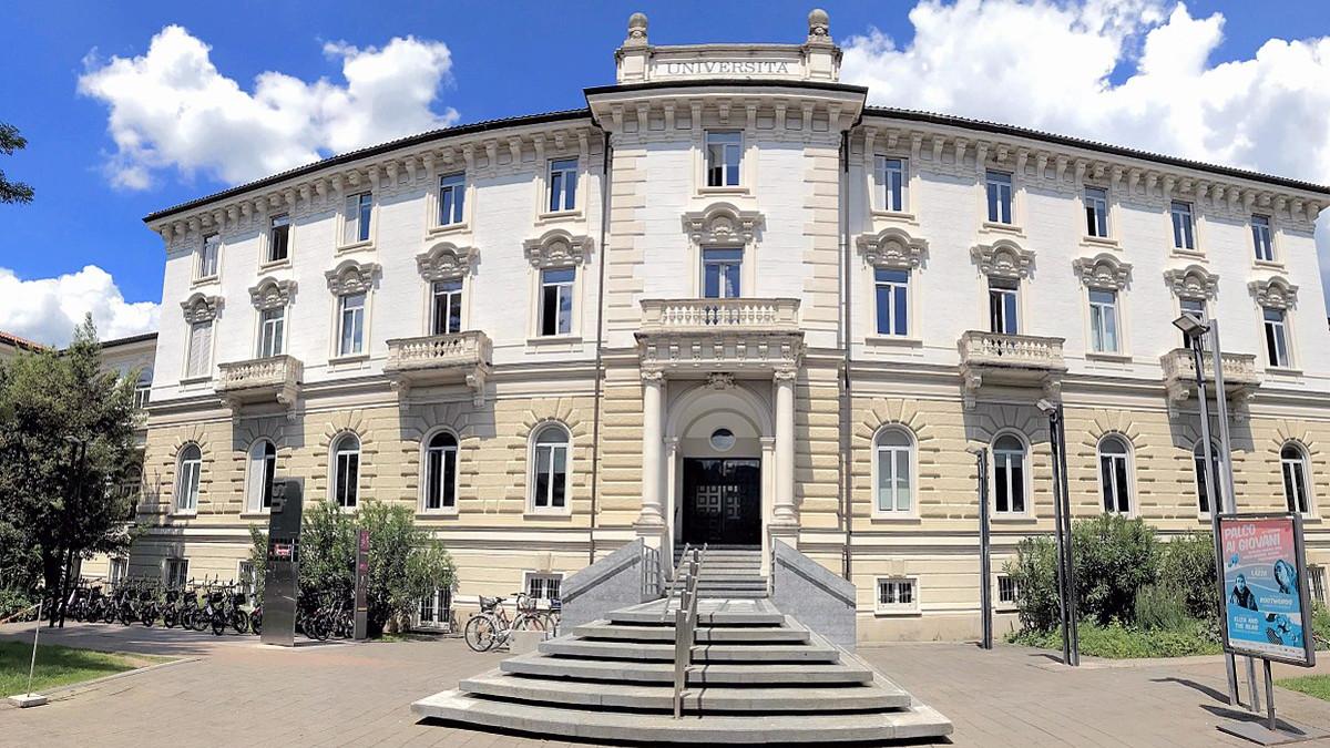 L'Università della Svizzera Italiana dove si terrà il Summit MEM