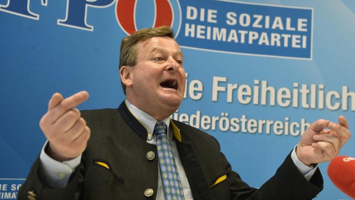 L'assessore austriaco Gottfried Waldhäusl (FpO) ha proposto una lista di ebrei