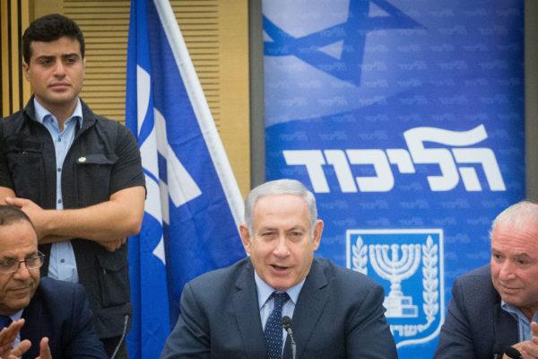 La votazione sulla Legge su Israele stato ebraico