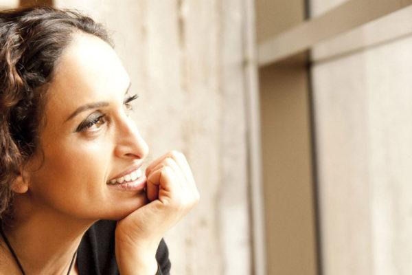La cantante israeliana Noa