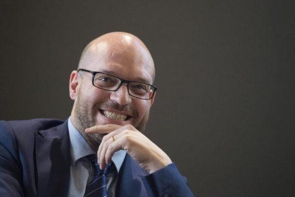 Il Ministro per la famiglia Lorenzo Fontana
