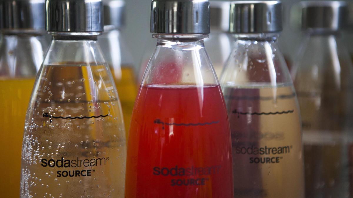 Bottiglie di SodaStream