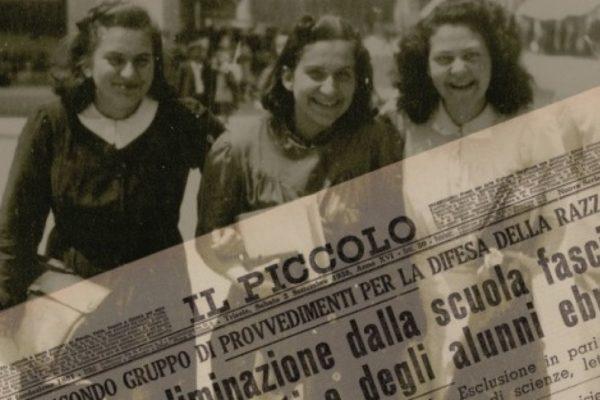 """La locandina della Mostra sulle leggi razziali giudicata """"troppo forte"""" dal Comune"""