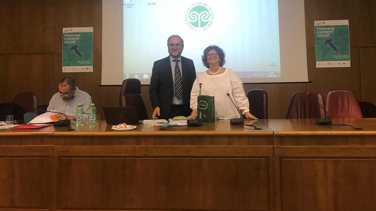 Liliana Picciotto riceve il premio Sissco