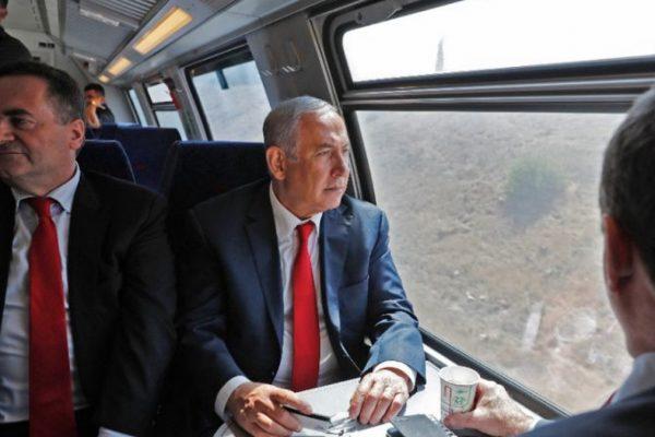 Treno ad alta velocità fra Gerusalemme e Tel Aviv