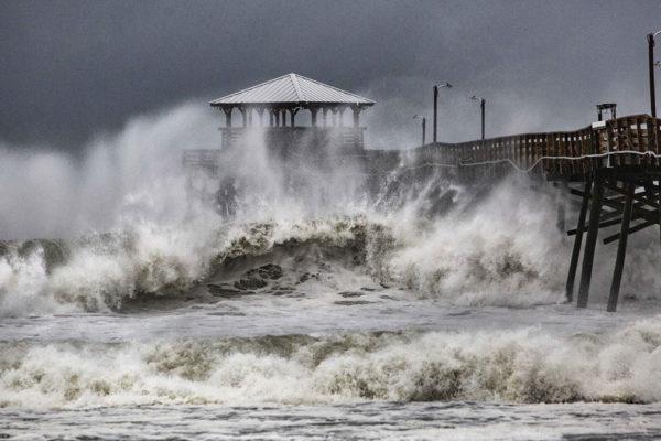 L'uragano Florence