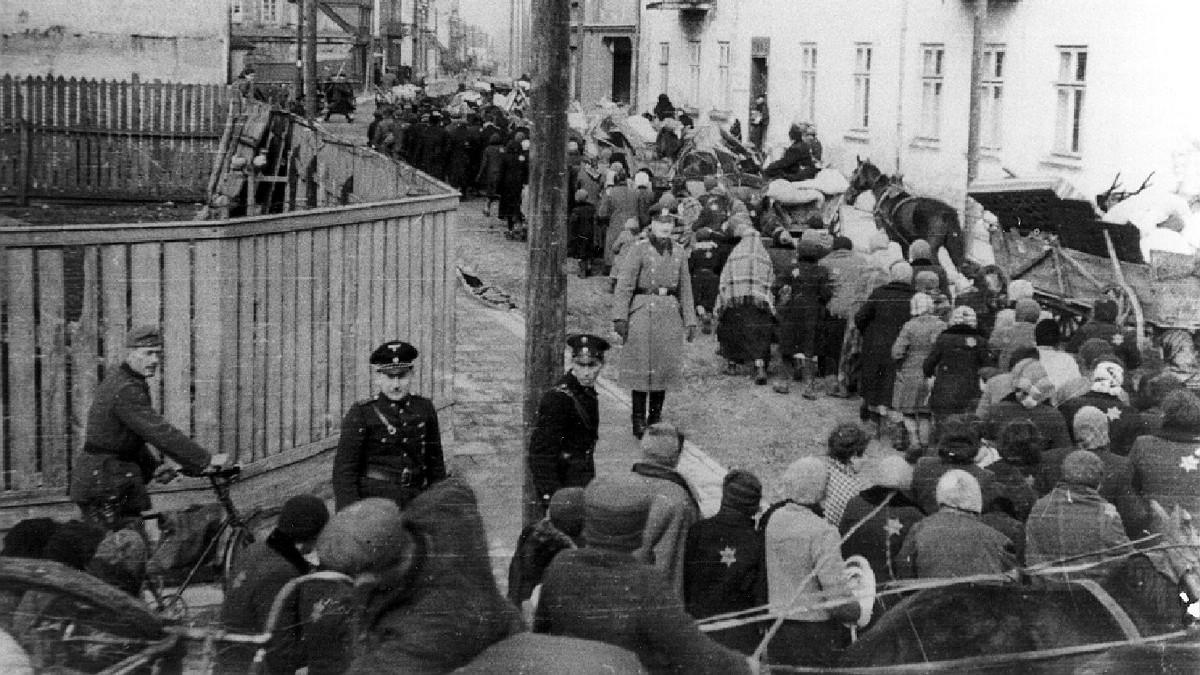la retata del 16 ottobre 1943