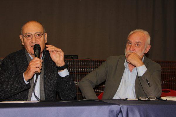Gabriele Nissim e Agostino Miele