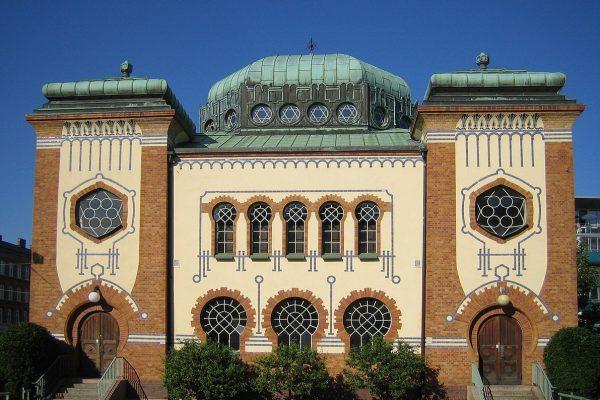 La sinagoga di Malmö