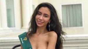 Miss Libano Salwa Akar