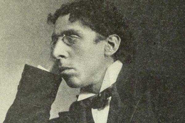 Lo scrittore Israel Zangwill