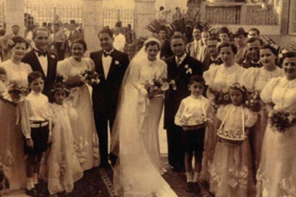 Un'immagine della mostra sugli ebrei della diaspora 'Another country'