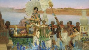 The Finding of Moses di Lawrence Alma-Tadema