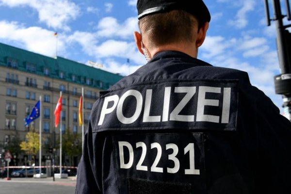 La polizia tedesca ha arrestato un rifugiato siriano