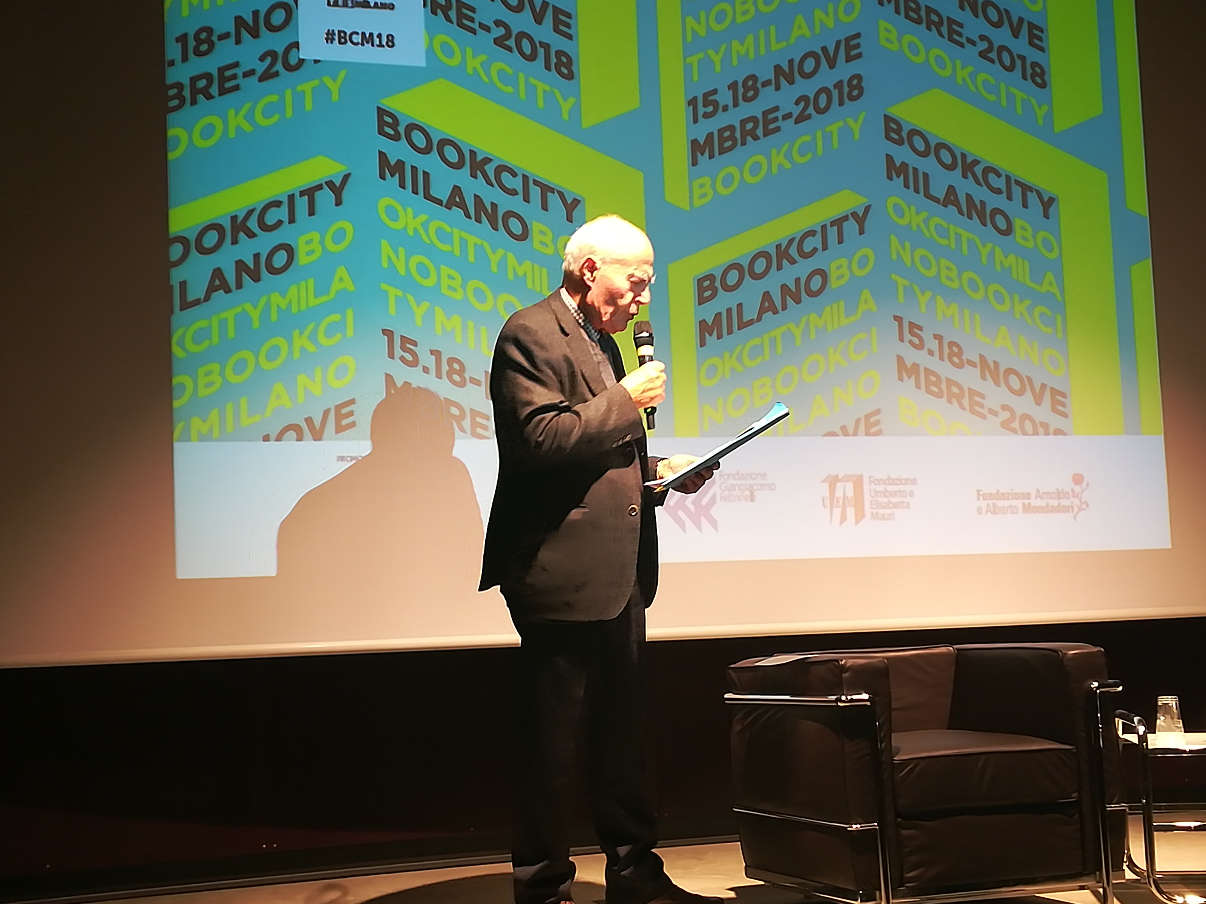 Adriano Prosperi a BookCity
