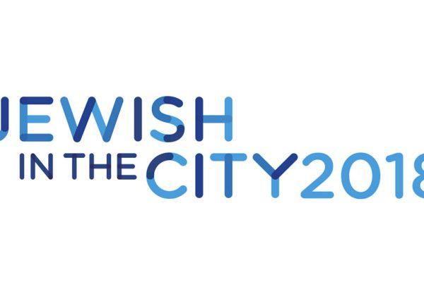 Il logo di Jewish in the city 2018