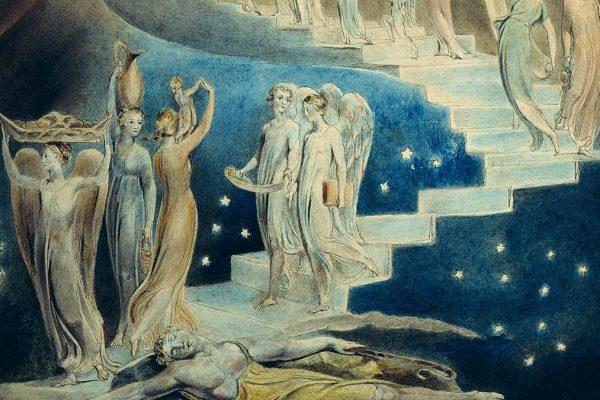 Giacobbe sogna la scala degli angeli