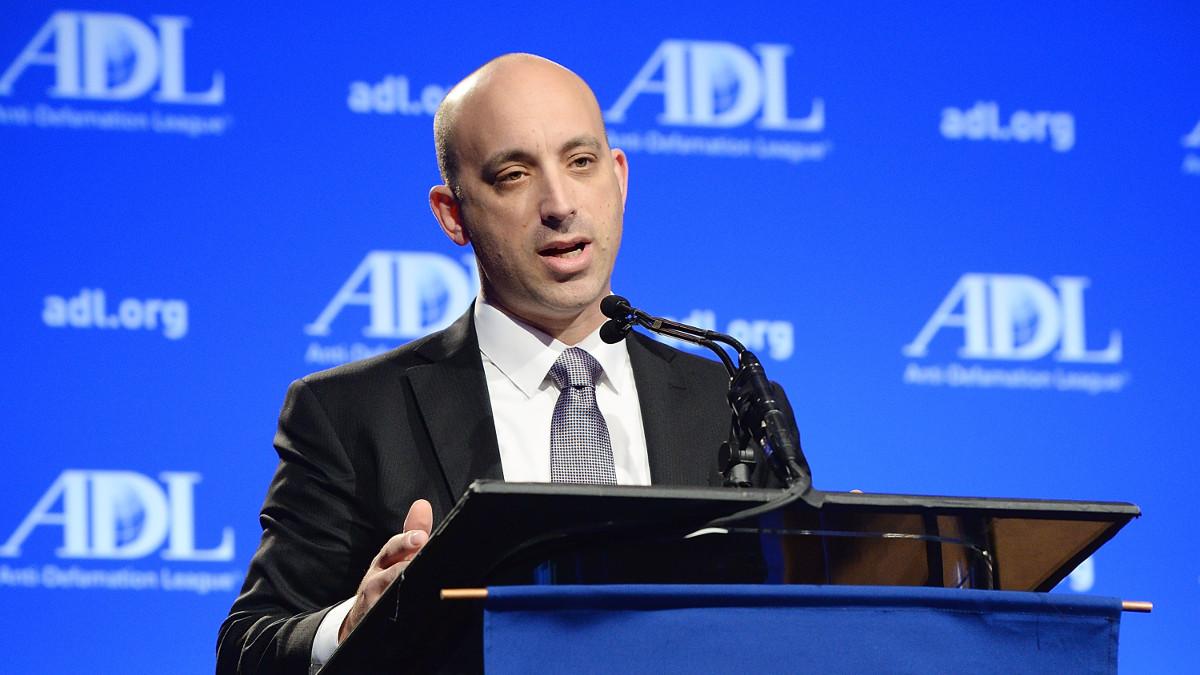Jonathan Greenblatt, presidente dell'ADL, ha denunciato la normalizzazione dell'antisemitismo negli Usa