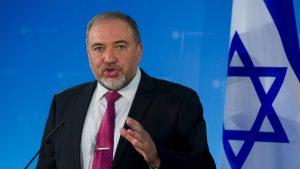 Avigdor Lieberman, il Ministro della Difesa dimissionario