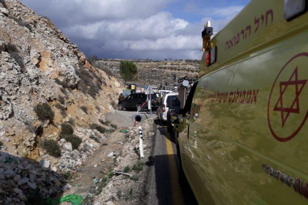Givat Assaf dove è avvenuto l'attentato