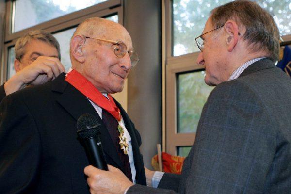 George oinger, resistente ebreo morto a 108 anni