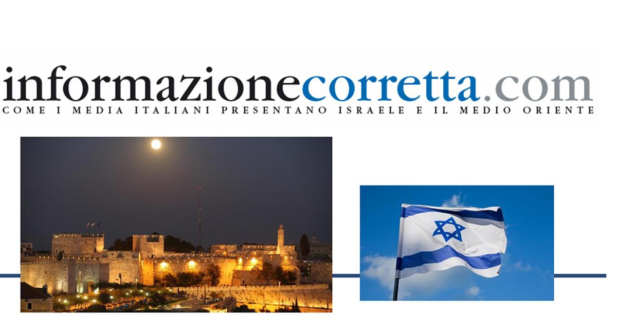 I viaggi in Israele di Informazione Corretta