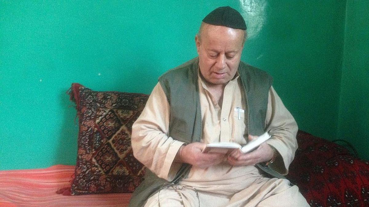 Zabolon Simantov, l'ultimo ebreo di Kabul
