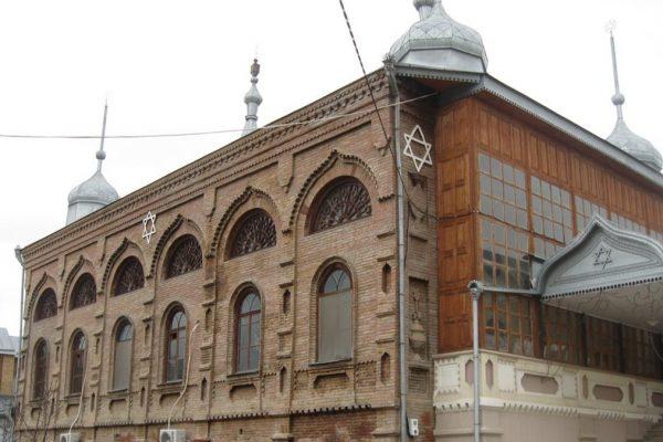 Una sinagoga a Qirmizi, la Gerusalemme del Caucaso