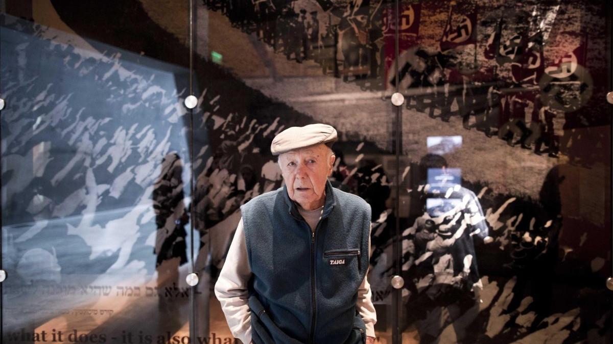 Simcha Rotem, l'ultimo combattente della rivolta del Ghetto di Varsavia