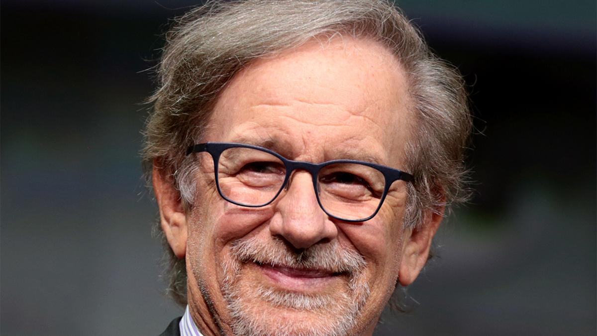 Il regista e produttore Steven Spielberg