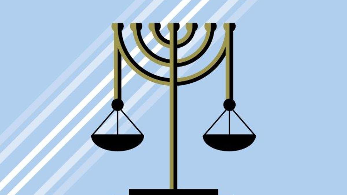 La locandina dell'evento del 29 gennaio del bené Berith sulla legge di Israele Stato ebraico
