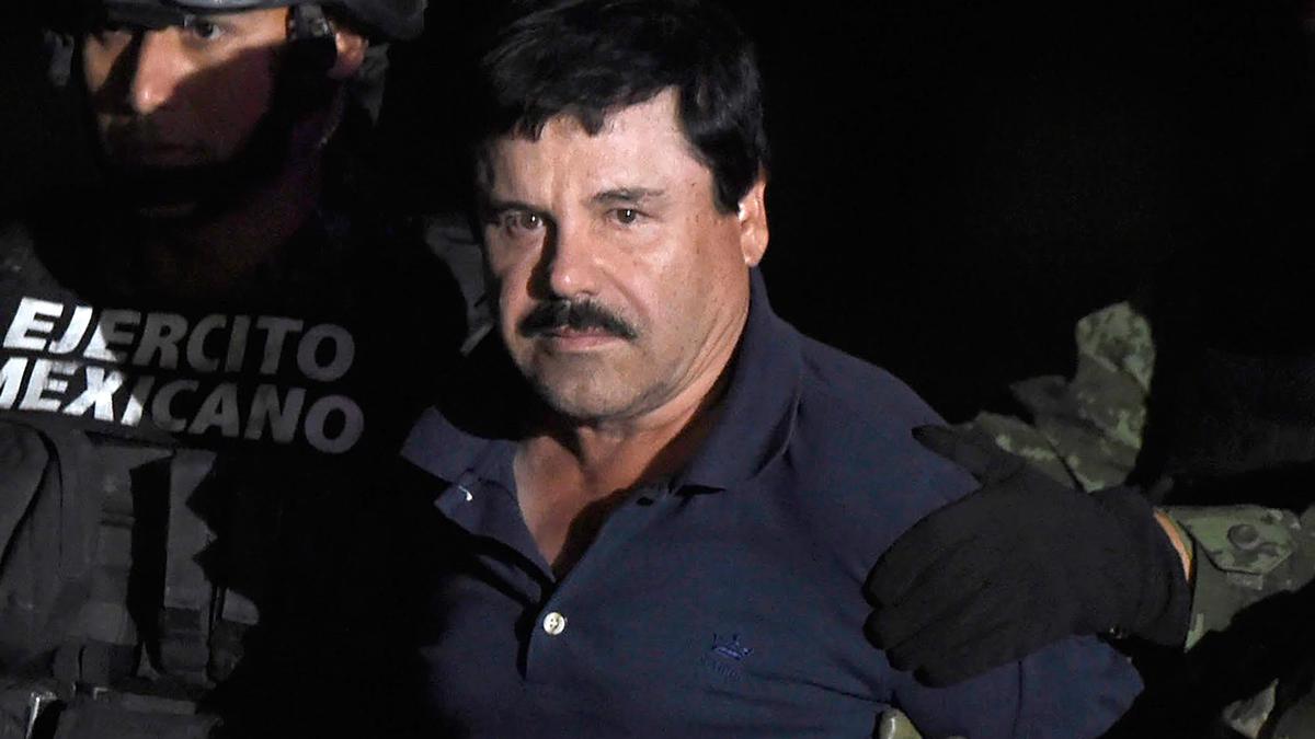 Il trafficante di droga messicano El Chapo